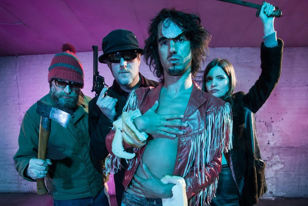Entretien avec The Moonlandingz (Fat White Family + The Eccentronic Research Council)
