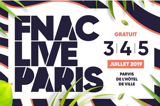 Fnac Live 2019 – la programmation
