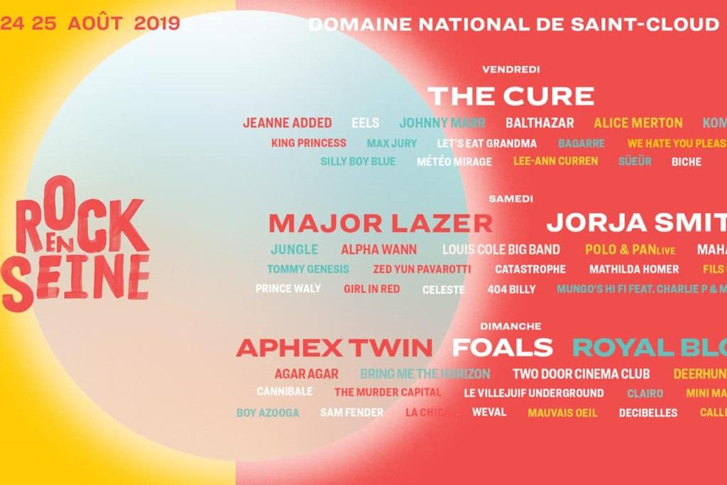 Rock en Seine 2019 – notre parcours dans la programmation